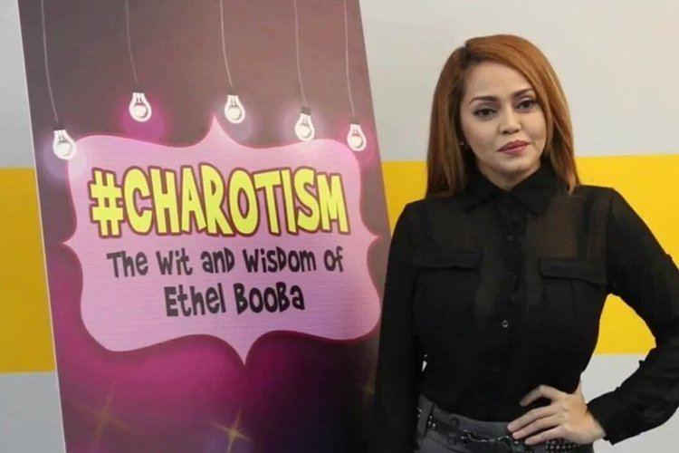 Ethel Booba Ethel Booba to release own book ABSCBN News