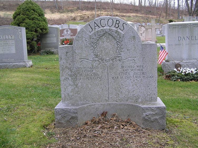 Ethel D. Jacobs