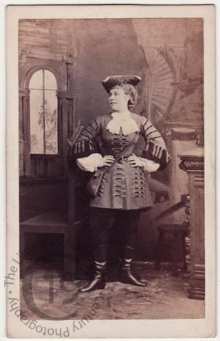 Ethel Lavenu The Library of NineteenthCentury Photography Ethel Lavenu in The