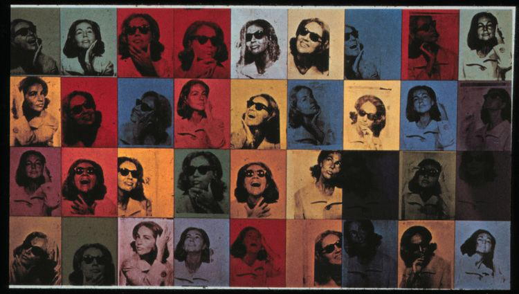 Ethel Scull 36 Times Andy Warhol