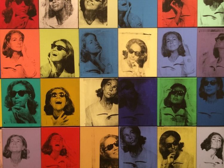 Ethel Scull 36 Times andy warhol ethel scull 36 times nyc whitney