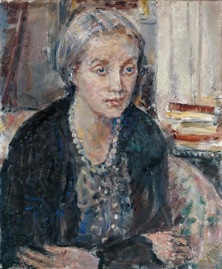 Ethel Walker Dame Ethel Walker 18611951 Tate
