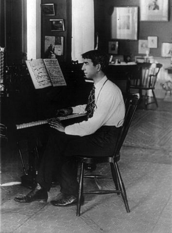 Ethelbert Nevin FileEthelbert Nevin at piano cph3b11728jpg Wikimedia Commons