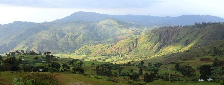 Ethiopia Beautiful Landscapes of Ethiopia