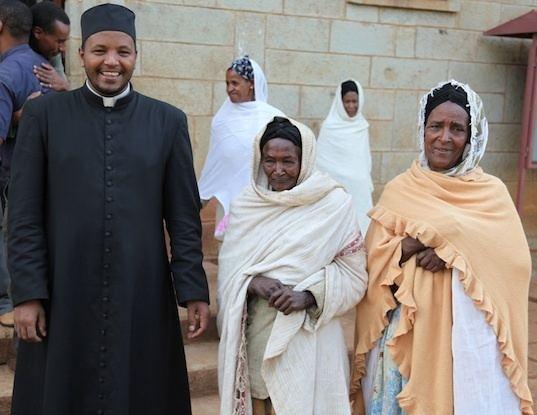 Ethiopian Catholic Church CNEWA Picture of the Day Ethiopia39s Catholics