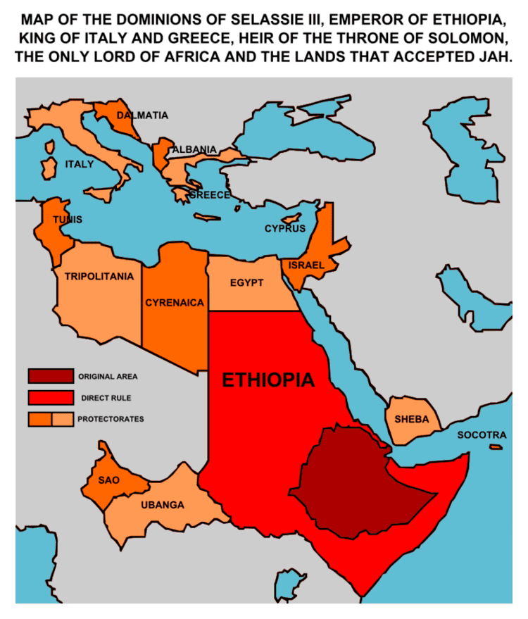 Ethiopian Empire Ethiopian Empire by Leoninia on DeviantArt