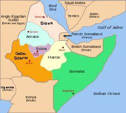 Ethiopian Empire History of Ethiopia Wikipedia