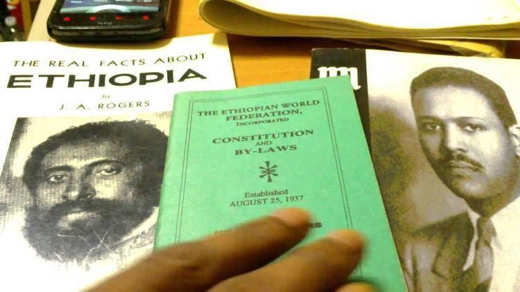 Ethiopian World Federation August 25 Ethiopian World Federation 78th Constitution Day