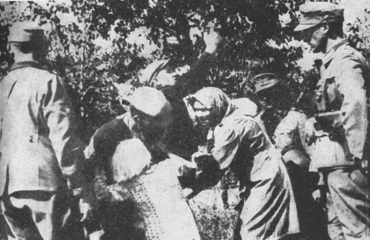 Ethnic cleansing of Zamojszczyzna by Nazi Germany