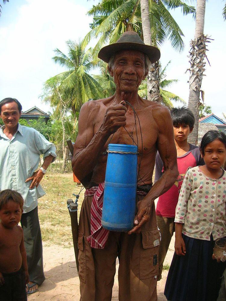 Ethnic groups in Cambodia