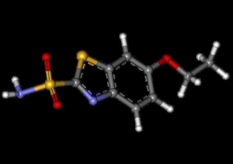 Ethoxzolamide