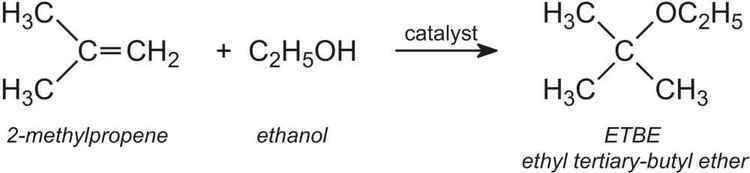 Ethyl tert-butyl ether Methyl tertiarybutyl ether