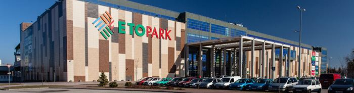 ETO Park ETO Park Lifestyle Center QUAESTOR Demo
