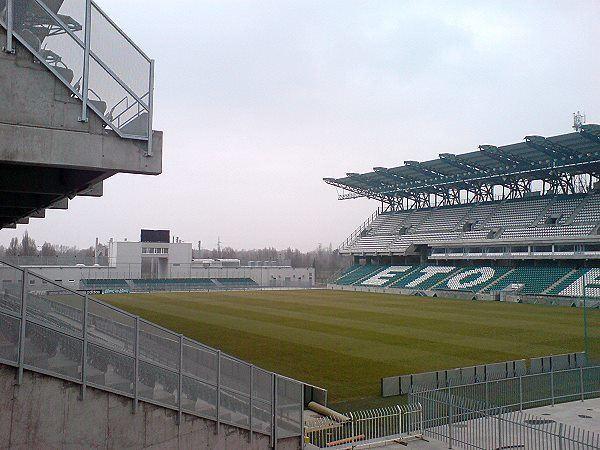 ETO Park ETO Park Stadion in Gyr
