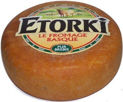Etorki Cheese of the Week Etorki Basque to the Future Bruce39s Blog