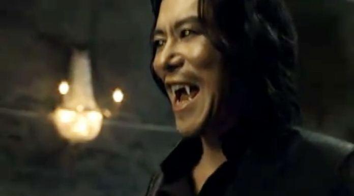 Etsushi Toyokawa Etsushi Toyokawa Sinks his Teeth into a New Diet Coke Ad