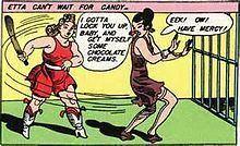 Etta Candy Etta Candy Wikipedia