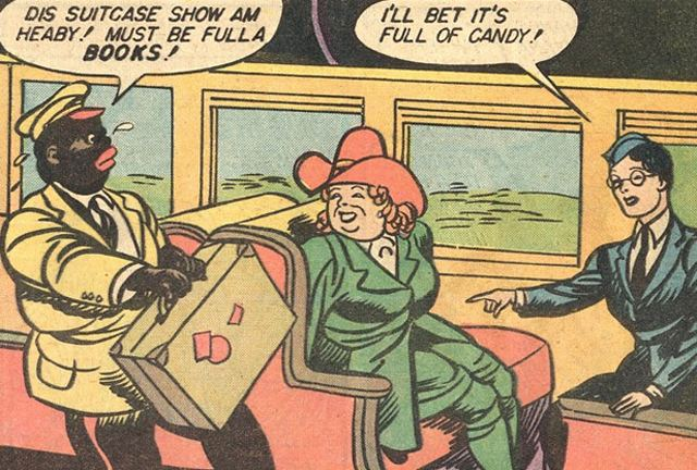 Etta Candy Back of the Cereal Box I Swear to Betty Crocker