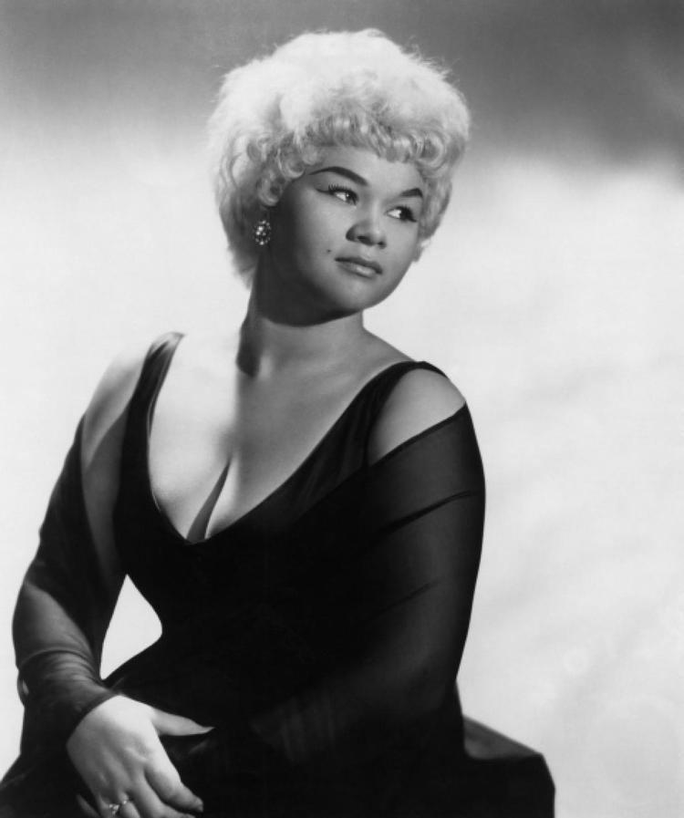 Etta James Etta James dead Remembering the RampB icon NY Daily News