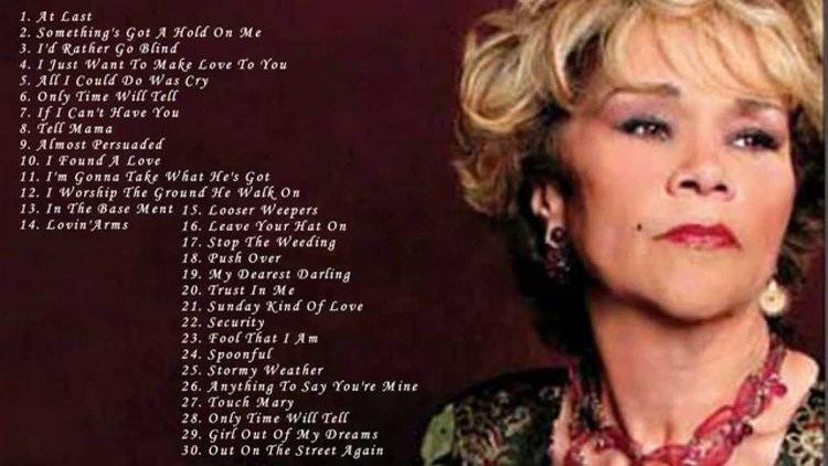 Etta James Etta Jamess Greatest Hits Full Album Best Songs Of Etta James