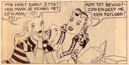 Etta Kett Paul D Robinson Lambiek Comiclopedia