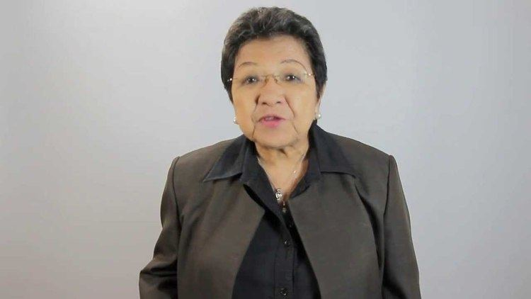 Etta Rosales CHR Chairperson Etta Rosales39 Commitments in Ending VAW