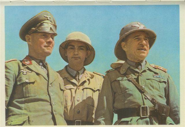 Ettore Bastico The Italian Monarchist Italian Valor at El Alamein