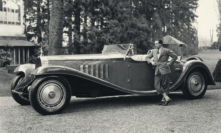 Ettore Bugatti Ettore Bugatti Bugatti Editions Bugatti