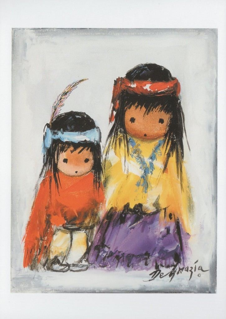 Ettore DeGrazia Ted de Grazia02 when I arrived at his home it was about to storm