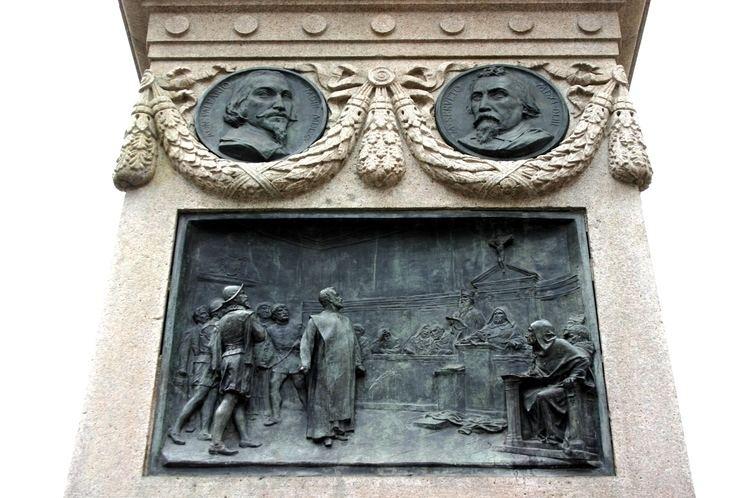 Ettore Ferrari File6658 Roma Ettore Ferrari Monumento a Giordano Bruno 1889
