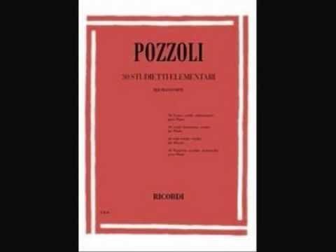 Ettore Pozzoli Ettore Pozzoli 30 studietti elementari YouTube