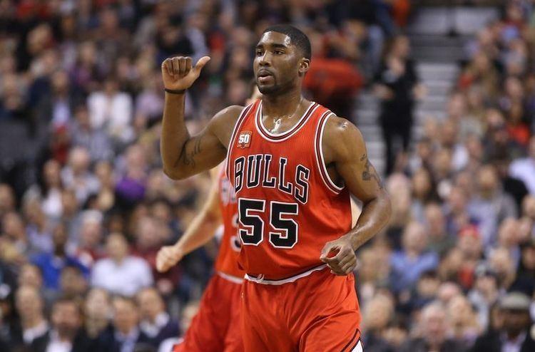 E'Twaun Moore E39Twaun Moore A Positive in a Negative Season for the Bulls