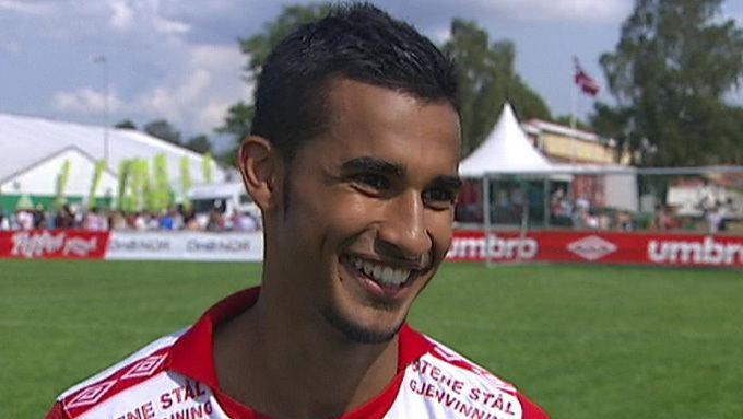 Etzaz Hussain Fredrikstad selger Etzaz Hussain til Molde TV2no