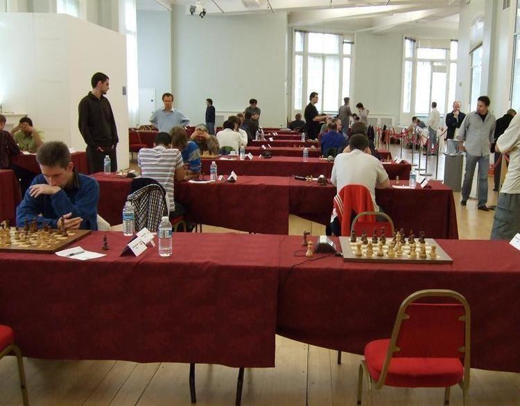 EU Individual Open Chess Championship