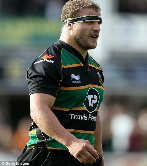 Euan Murray Saints prop Euan Murray won39t budge over Sunday service