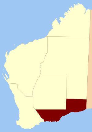 Eucla Land Division