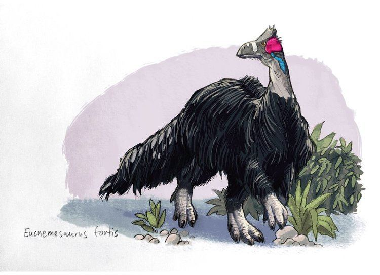 Eucnemesaurus Eucnemesaurus fortis by Dinostavros on DeviantArt