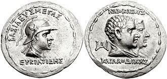 Eucratides I Eucratides I Wikipedia ting Vit