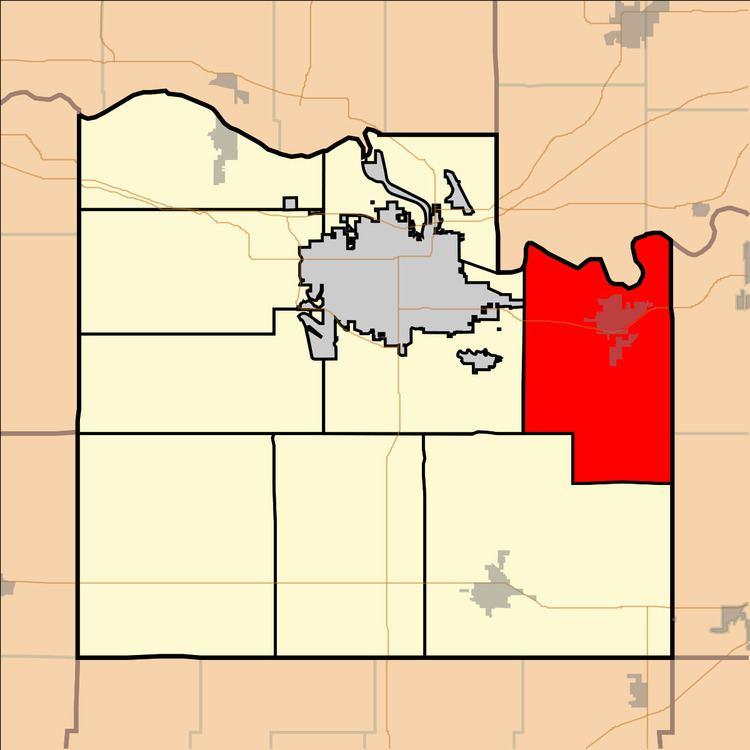 Eudora Township, Douglas County, Kansas
