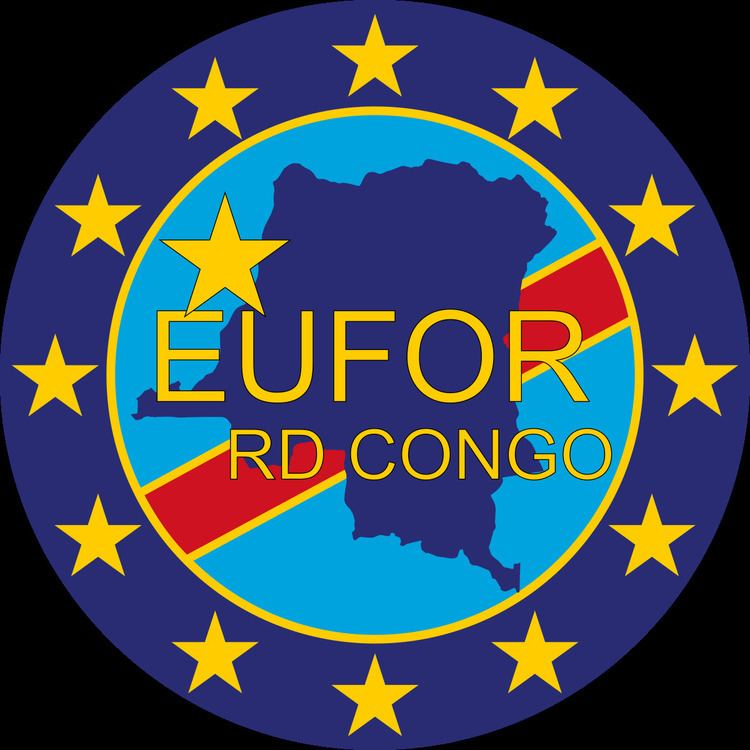 EUFOR RD Congo