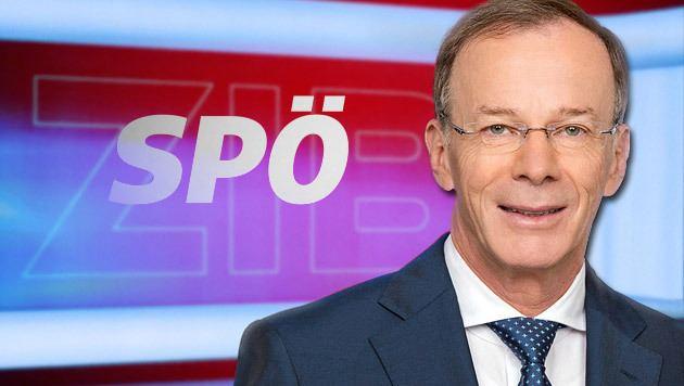Eugen Freund ExORFMann Eugen Freund fhrt SP in EUWahl Kurz nach ZiBAus