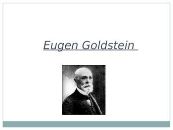 eugen goldstein contribution