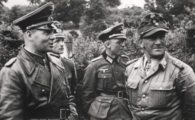 Eugen Meindl Meindl Eugen WW2 Gravestone