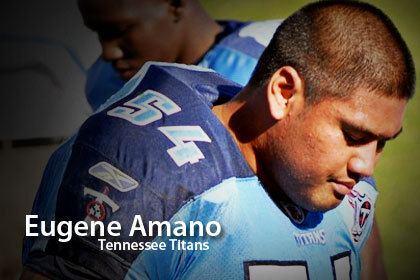 Eugene Amano Eugene Amano First Filipino NFL Player Filipino Web