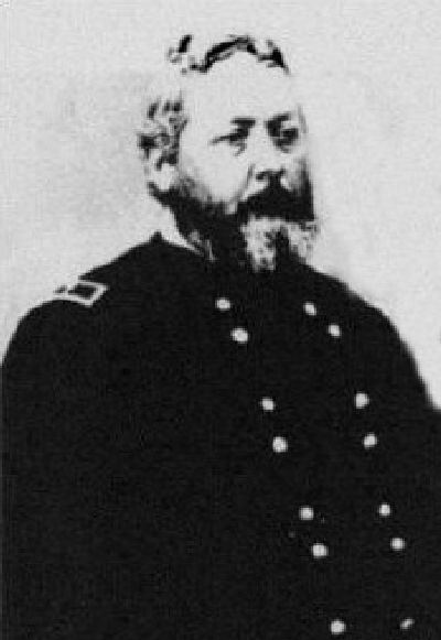 Eugene Asa Carr Military Leaders of the Second Assault on Vicksburg May 1863