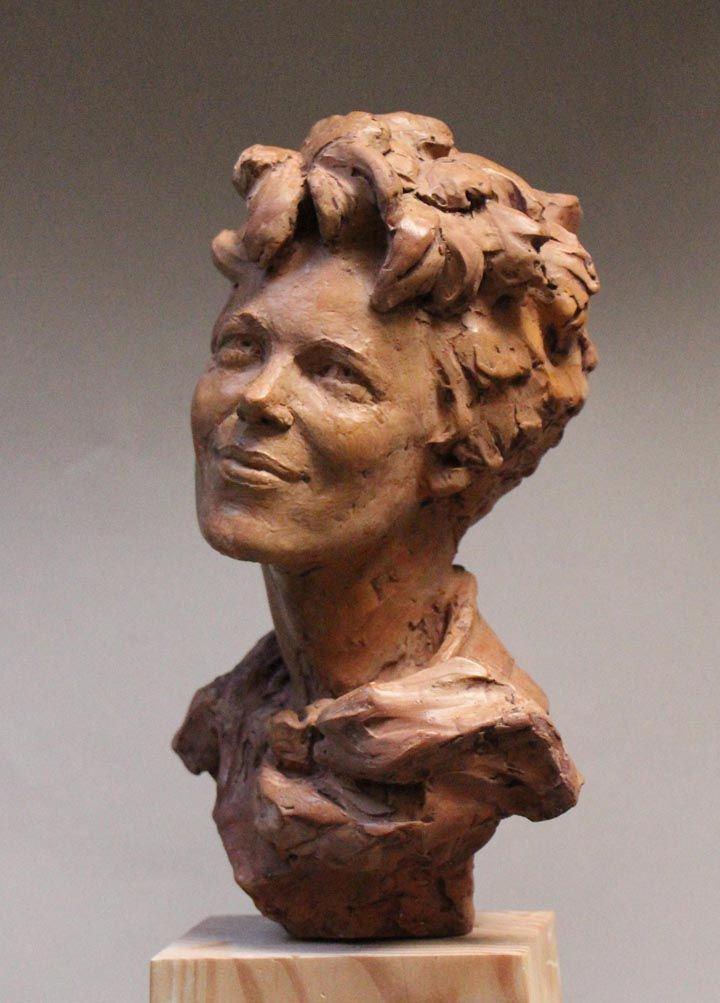 Eugene Daub 17 best Portrait Sculpture images on Pinterest Eugene oneill