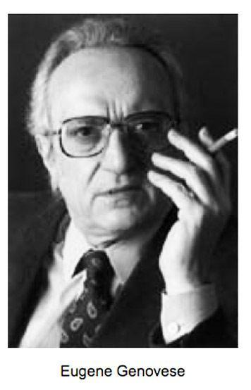 Eugene Genovese The Historical Society Eugene D Genovese 19302012