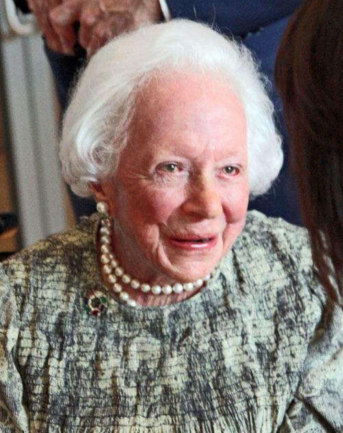 Eugene McDermott Today Dallas Celebrates 100 Years Of Margaret Milam McDermott