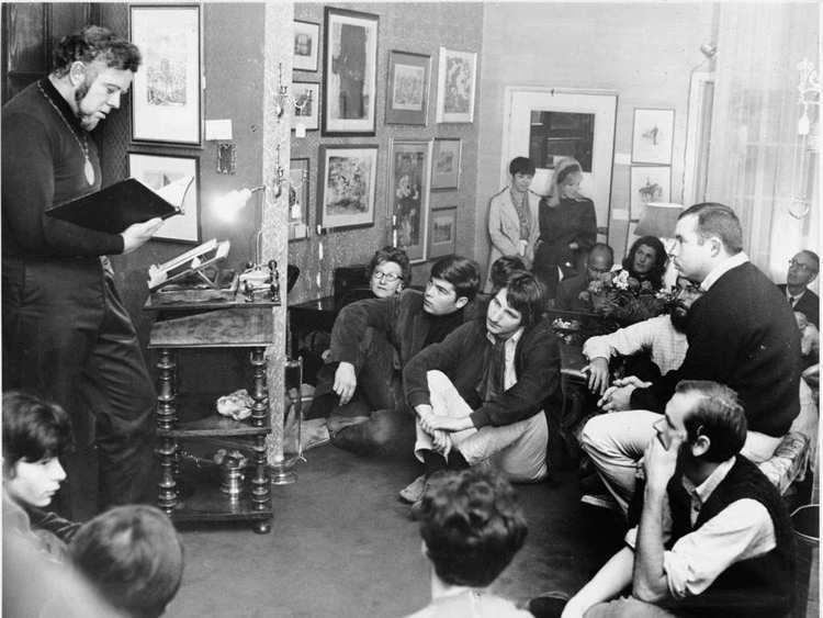Eugene McNamara Former engine of Windsors literary scene Eugene McNamara dies