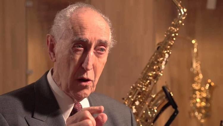 Eugene Rousseau (saxophonist) The Development History of Yamaha Saxophones with Eugene